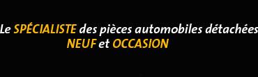 Pour commander les pièces détachées automobile qu'il vous faut, rendez-vous sur autochoc.fr