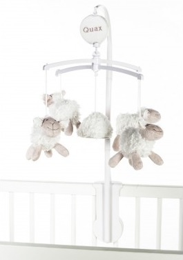 Aménagez la chambre de votre bébé avec Quax !
